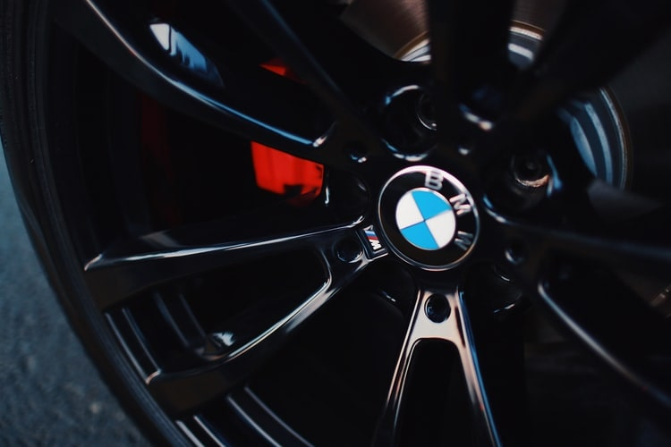 5-Spoke BMW Wheel